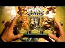 skylanders tri pack elements £14.00 instore at Tesco