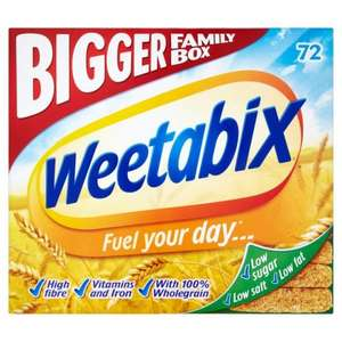 72 Weetabix, £3.99 @ Iceland