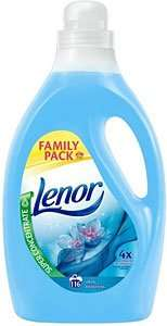 Lenor fabric conditioner (116 washes) BIG family pack £3.98 at asda