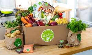 Hello Fresh Classic Food Box - 6 Meals (Usually £39) £13.50 @ Groupon
