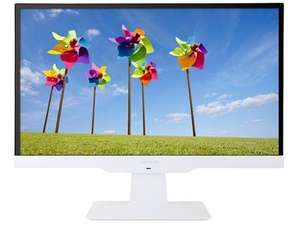 "ViewSonic VX2363SMHL-W 23"" 1080p HDMI - Worlds First 2ms IPS Monitor - £109.99 (After Voucher) @ Dabs"