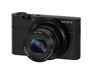 Sony RX100 (mk1) Camera £299.99 del. @ Amazon.co.uk