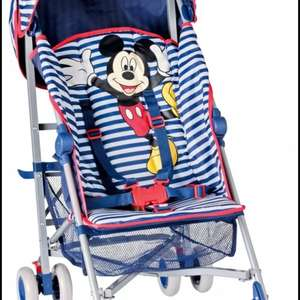 Mothercare disney Mickey Mouse pushchair @ Ebay/Argos £31.99