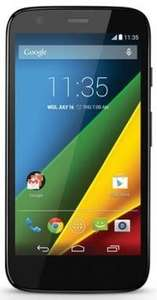 Motorola Moto G with 4G (black or white) now only £84 at tesco mobile