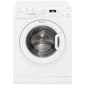 Hotpoint WMXTF942P Freestanding 9kg 1400spin Washing Machine for £219.00 at ao.com/ebay