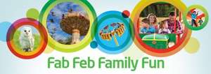 Lightwater valley Thursday 19th – Sunday 22nd February. 10am – 4pm - £5