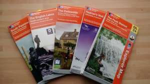 OS Ordnance Survey Explorer maps £3 at Decathlon in store