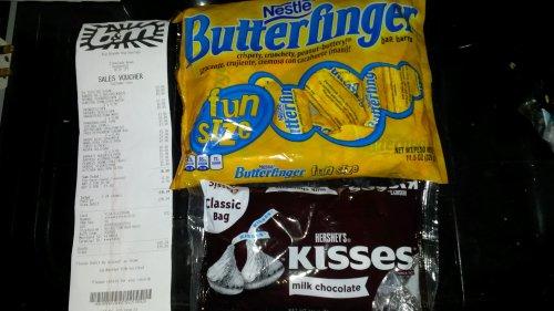 Hershey Kisses 1.99 @ B&M