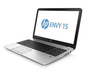 HP Envy 15-j151sa Full HD 15.6-Inch Notebook (Natural Silver) £376.14 @ Amazon