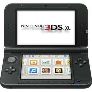 Nintendo 3DS XL Console - Black £124.99 @ Argos