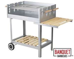 Massive Banque Party Charcoal BBQ - £39.48 delivered @ primrose (avoid summer prices)