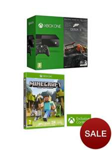 Xbox One Console With Forza 5 Download And Minecraft £299 @ ISME