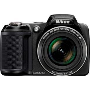 Nikon L330 20MP Black Bridge Camera £89.99 @ Argos