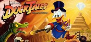 (Steam) Duck Tales (woo-ooh): Remastered - £2.99 - GameKeysNow