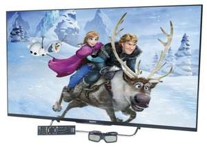 "Sony Bravia KDL-50W829B 50"" LED 3D Smart TV £649 (£559) Year Warranty with £90 Vouchers Sony Centre Stores Only"