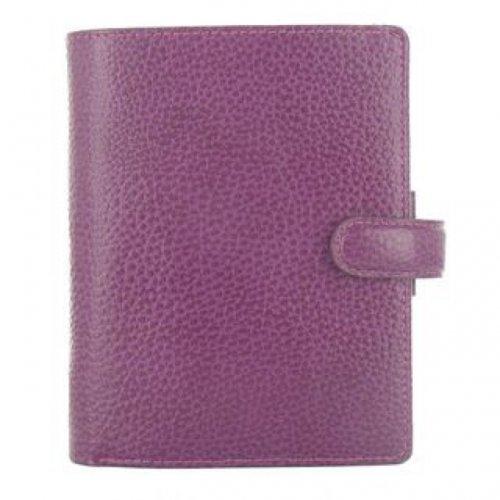 Filofax Pocket Finsbury, Raspberry (was £55 now £14.99) @ Staples