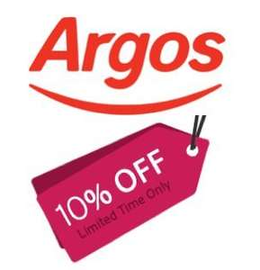 Argos - Ebay Store - EXTRA 10% OFF - LIMITED TIME OFFER - 500+ Items (Laptop, Mobile, Tablet, Television & More)