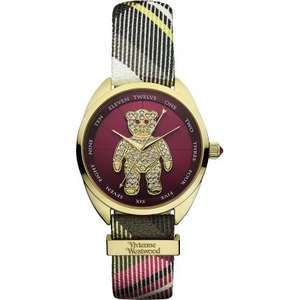 Vivienne Westwood Crazy Bear Watch £75 Delivered at Shade Station
