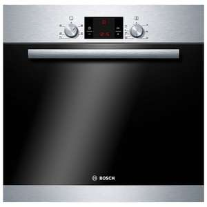 Bosch HBA13B150B Electric Oven, Brushed Stainless Steel £207 John Lewis