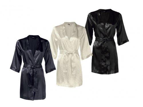 ESMARA LINGERIE Silky Robe £4.99 @ Lidl