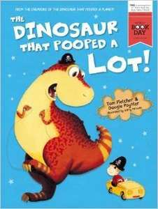The Dinosaur That Pooped A Lot! Book Paperback £1 + £2.75 delivery (free delivery with £10 spends / Prime members) @ Amazon