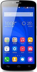 "Honor Holly 16GB 5"" Dual SIM-Free Smartphone - Black £74.99 @ Amazon"