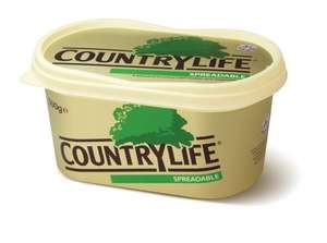 Country Life Butter 500g £2 @ Tesco