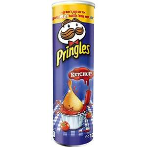 Farmfoods  - 2 x 190g Pringles ketchup flavour for £1