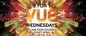 Vue 2 for 1 Wednesdays throughout March