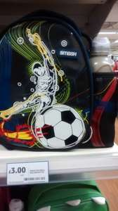 Smash Football Lunch Bag and Water Bottle £3 @ Tesco Extra Stourbridge
