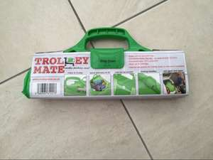 Trolley mate reusable shopping bag £1.50 @ Home Bargains