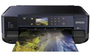 Epson XP610 Wireless All-in-one Colour Inkjet Printer £59.00 @ Tesco Direct