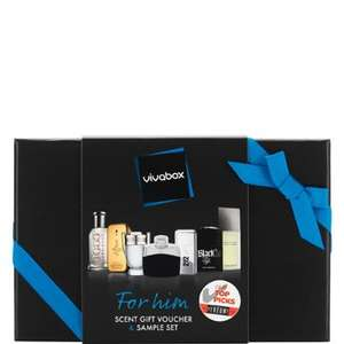 Men's Fragrance Selection Vivabox £34.99 @ The Perfume Shop