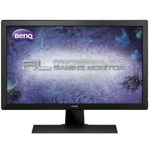 BENQ RL2455HM 24 Inch Full HD LED HDMI Gaming Monitor (Ex Display) £99.99- parts-4pcs eBay shop