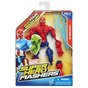 Marvel Super Hero Mashers - Tesco instore  - 2 for £15