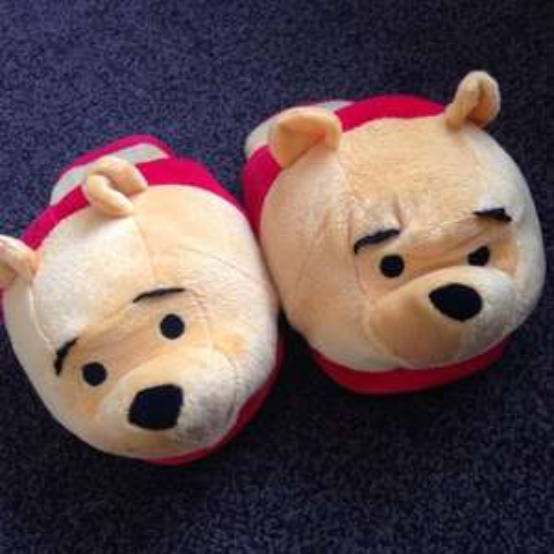 Winnie the Pooh snug slippers £2 @ Primark