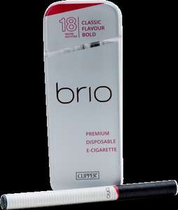 FREE Premium Disposable E-Cig Delivered @ Briocigs