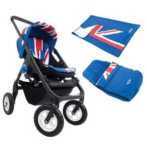Easywalker MINI stroller package deal - reduced from £799.99 to £249.99 at Winstanleys Pram World