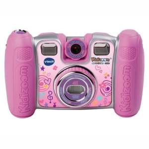 ** VTech Kidizoom Twist Camera - Pink Plus or Blue Plus now only £20 Free Click N Collect @ Tesco Direct **