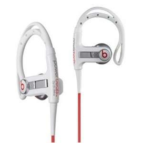 Beats by Dr. Dre Powerbeats Earphones - White - £59.99 @ The Hut
