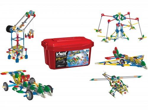 ** K'Nex 375-Piece Deluxe Building Set now £10 @ Tesco Direct **
