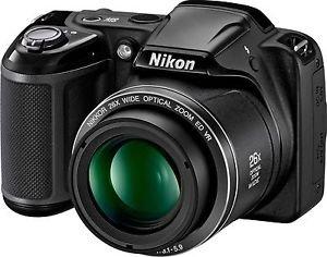 Nikon Coolpix L330 20MP (50% OFF*) Now:£89.99 Free C'n'C / £3.95 p&p Argos outlet on ebay