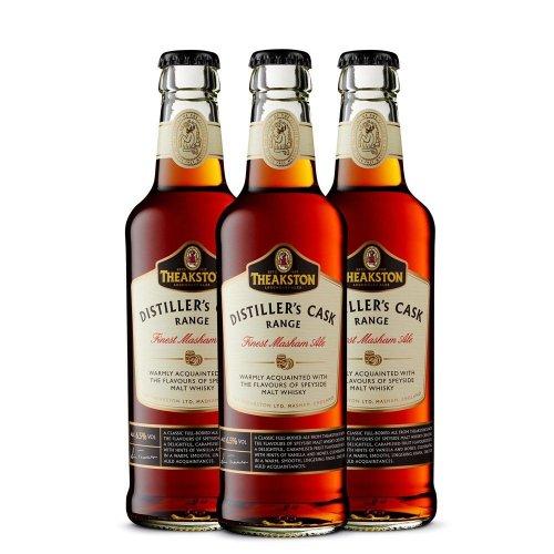 Theakston's Distiller's Cask Finest Masham Ale 69p 330ml Home Bargains