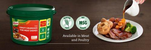 free KNORR® Gravy Granules sample