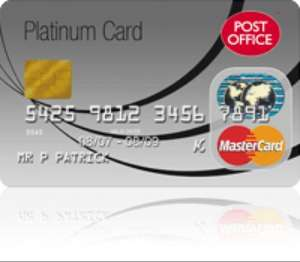 Post Office Platinum Credit Card 18 months 0% on Balance transfers with a 0.79% transfer fee.