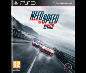 Game for Playstation 3 Need For Speed - Rivals (PS3) NFS Tesco Direct 9.70