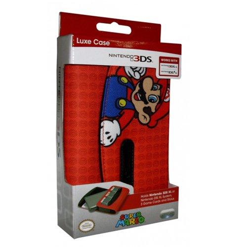 Nintendo 3DS XL Case [Mario Lux ] £4 @ Tesco Direct