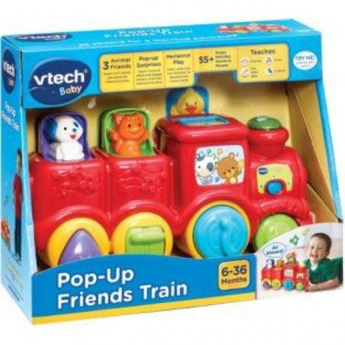 Vtech Pop-Up Friends Train £8.99 @ Argos