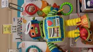 lamaze rusty robot £2.50 in tesco
