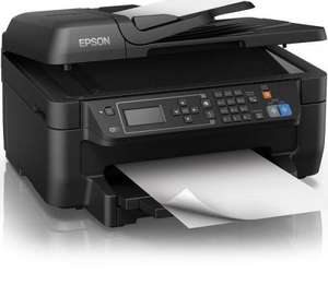 Epson WorkForce WF-2650DWF A4 Colour Multifunction Inkjet Printer - £69.99 - eBuyer (£39.99 After Cashback / + Ink Pack £31.10 After £60 Cashback.)